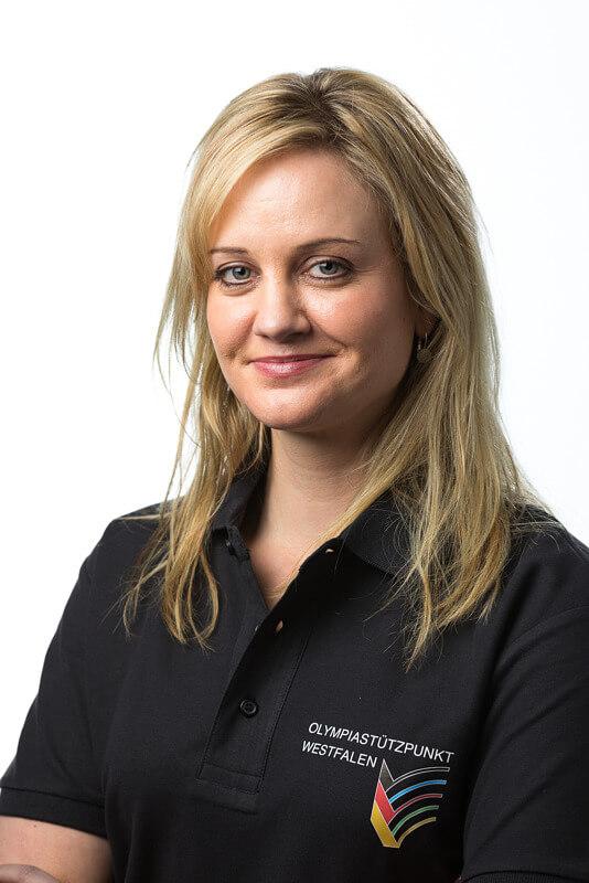 Portrait Sabrina Ostholt