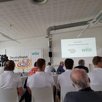 Ruderleistungszentrum Vorstellung Deutschlandachter