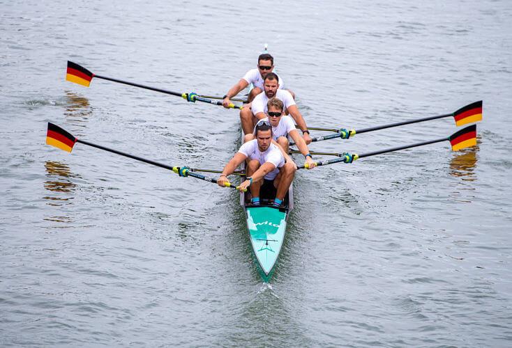 Bild zur News Rudern: Das deutsche Team ist heiß auf die Ruder-EM in Poznań