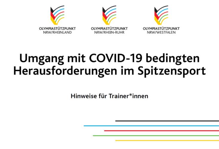 Bild zur News Sportpsychologie: Online-Workshop für Trainer*innen der Olympiastützpunkte in NRW