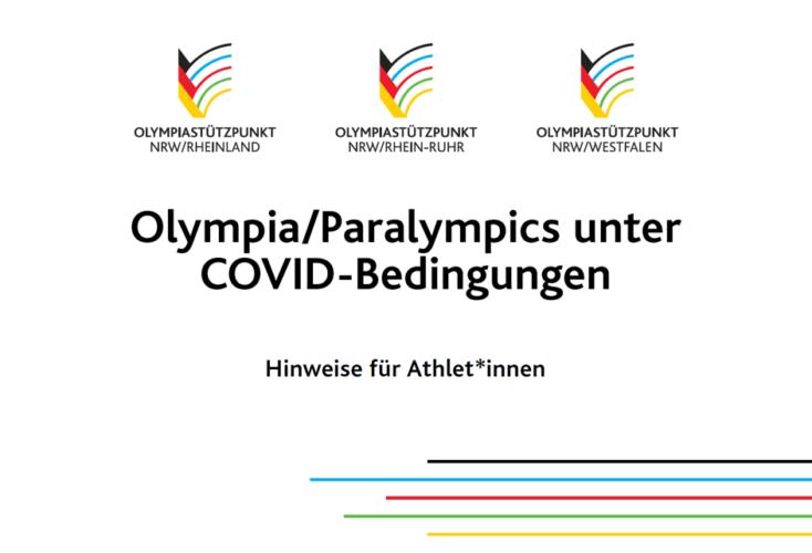 Bild zur News Olympia und Paralympics unter COVID-Bedingungen – Handout der Sportpsychologie für Athlet*innen