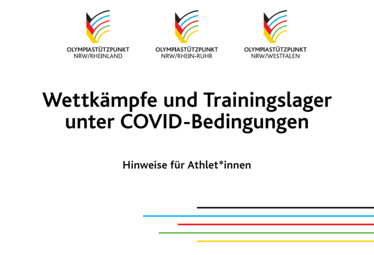 Bild zur News Wettkämpfe und Trainingslager unter COVID-Bedingungen: Handout der OSP-Sportpsychologie für Athlet*innen