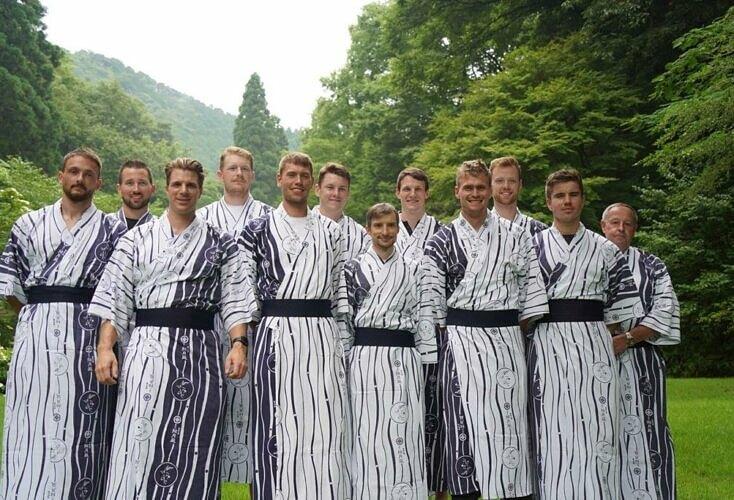 Bild zur News Von Kinosaki ins Olympische Dorf nach Tokio