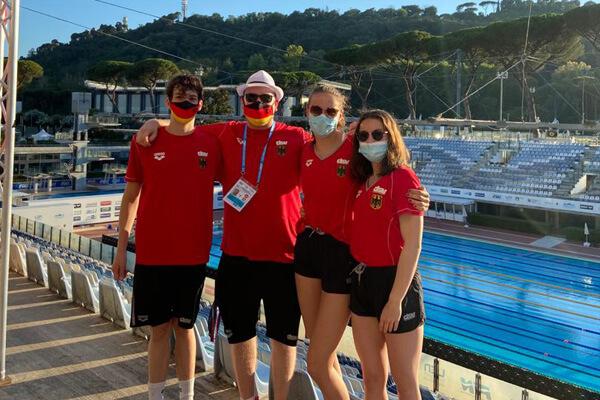 Bild zur News Medaillenregen für Dortmunder Schwimmer