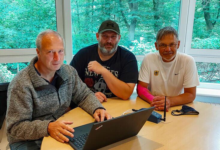 Bild zur News Ein Treffen zum Austauschen